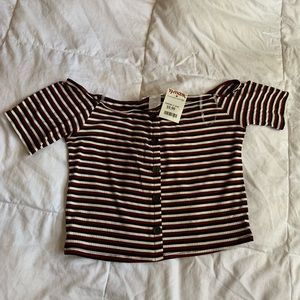 NWT Crop Top